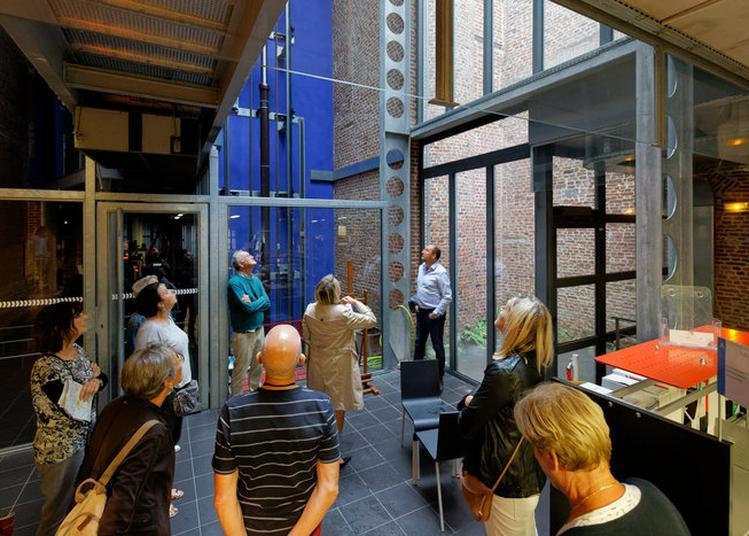 Visites Guidées De L'hôtel Scrive à Lille