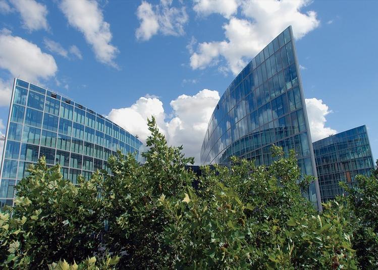 Visites Guidées De L'immeuble Eos (campus Microsoft) à Issy les Moulineaux