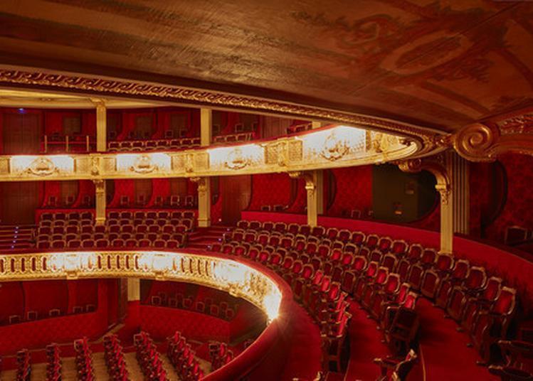 Visites Guidées De L'odéon-théâtre De L'europe à Paris 6ème