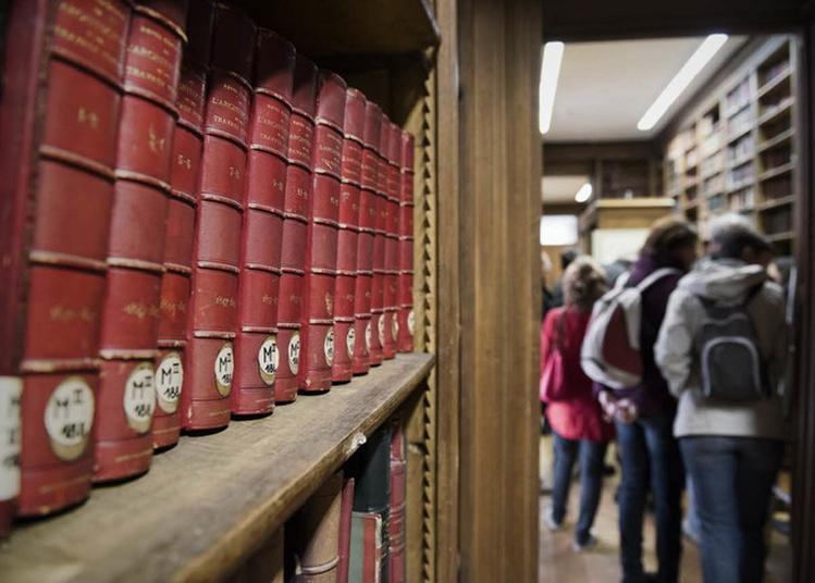 Visites Guidées De La Bibliothèque Historique Et Du Salon Oppenord à Paris 4ème