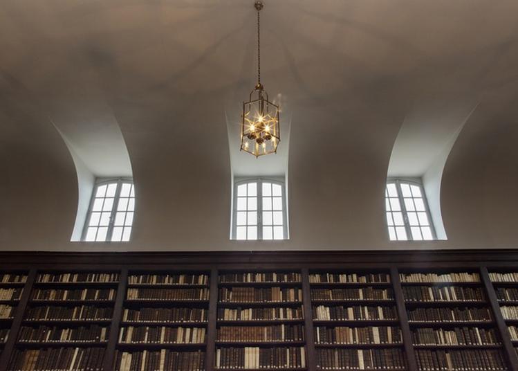 Visites Guidées De La Bibliothèque Patrimoniale Du Cci à Paris 5ème
