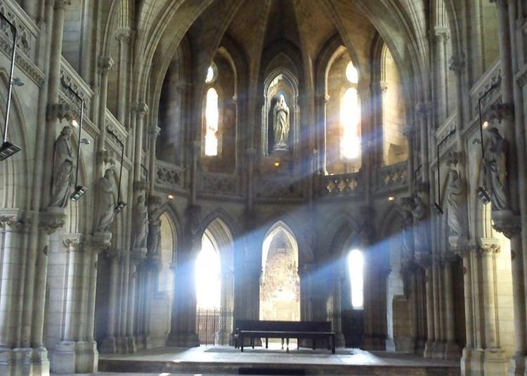 Visites guidées de la chapelle de l'ancien séminaire de bordeaux à Bordeaux