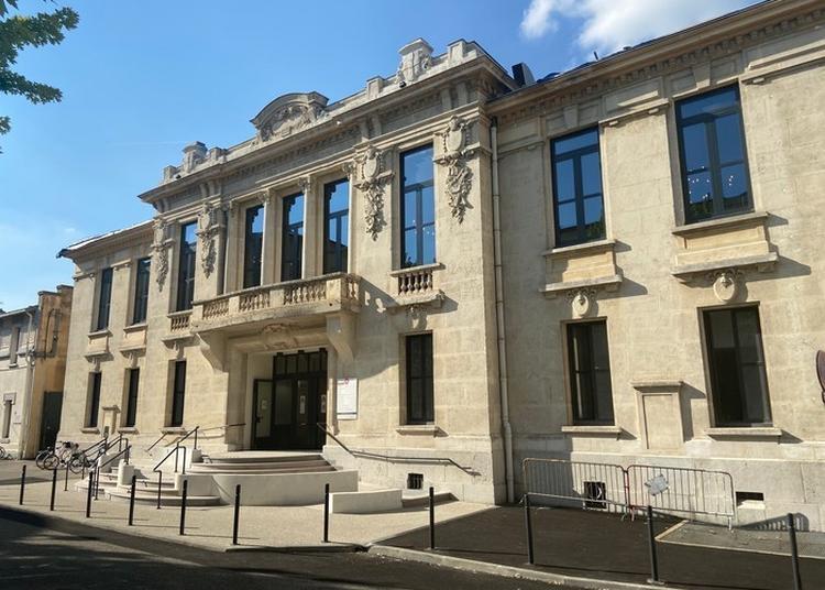 Visites Guidées De La Comédie De Valence Et Répétition Publique