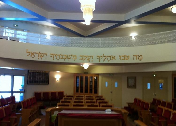 Visites Guidées De La Synagogue à Issy les Moulineaux