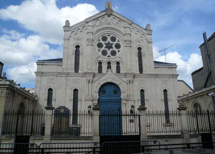 Visites Guidées De La Synagogue à Reims