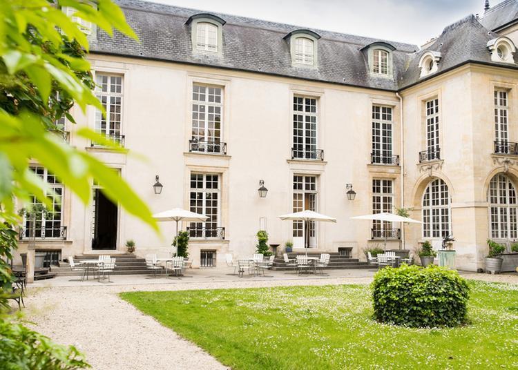 Visites Guidées : Découvrir L'hôtel De Marle En Détail à Paris 3ème