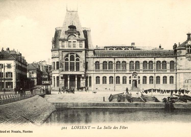 Visites Guidées Des Archives De Lorient.