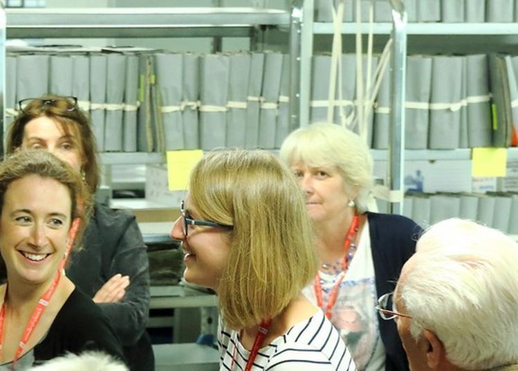 Visites Guidées Des Archives Départementales à Rennes