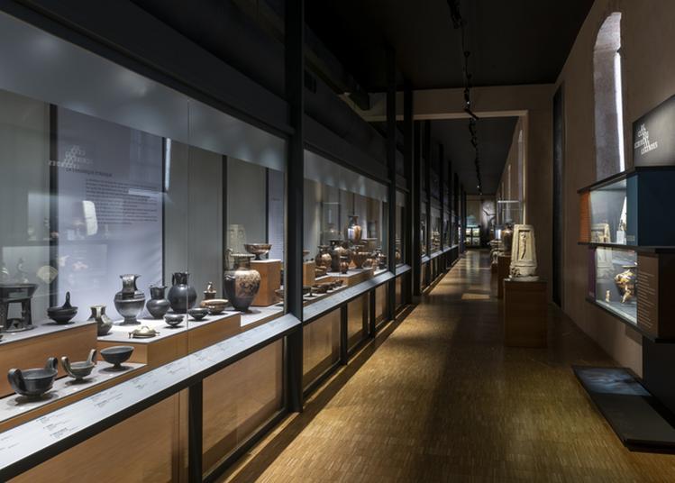Visites Guidées Des Collections Bassin Méditerranéen Et Proche-orient à Marseille