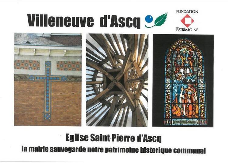 Visites Guidées Des Extérieurs à Villeneuve d'Ascq