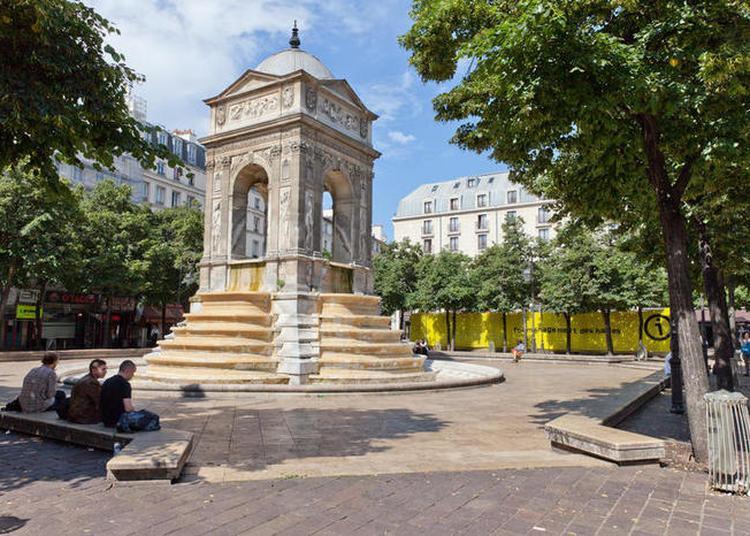 Visites Guidées Des Fontaines De Paris Rive Droite à Paris 3ème