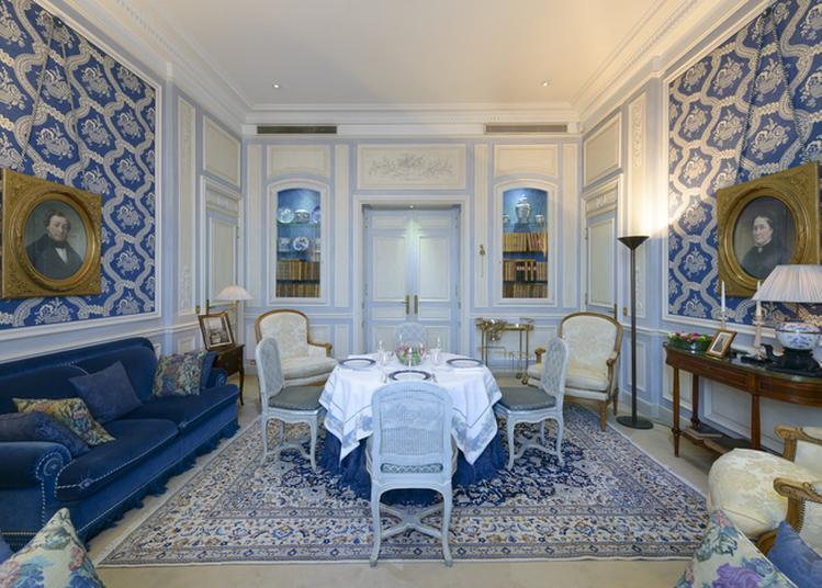 Visites Guidées Des Salons Privés Du Domaine Pommery à Reims