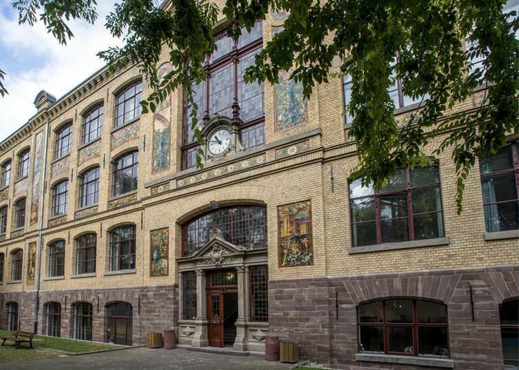 Visites Guidées Du Bâtiment Historique Des Arts Décoratifs De Strasbourg