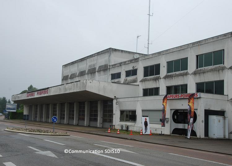 Visites Guidées Du Centre D'incendie Et De Secours De Troyes