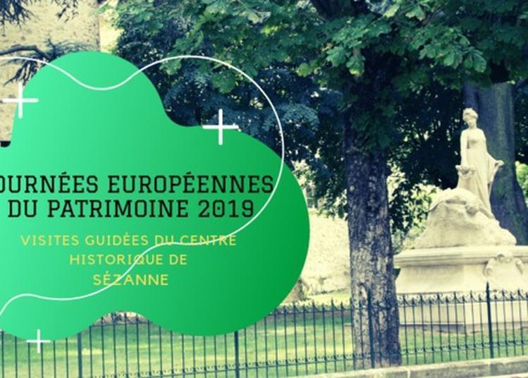 Visites Guidées Du Centre Historique De Sézanne à Sezanne