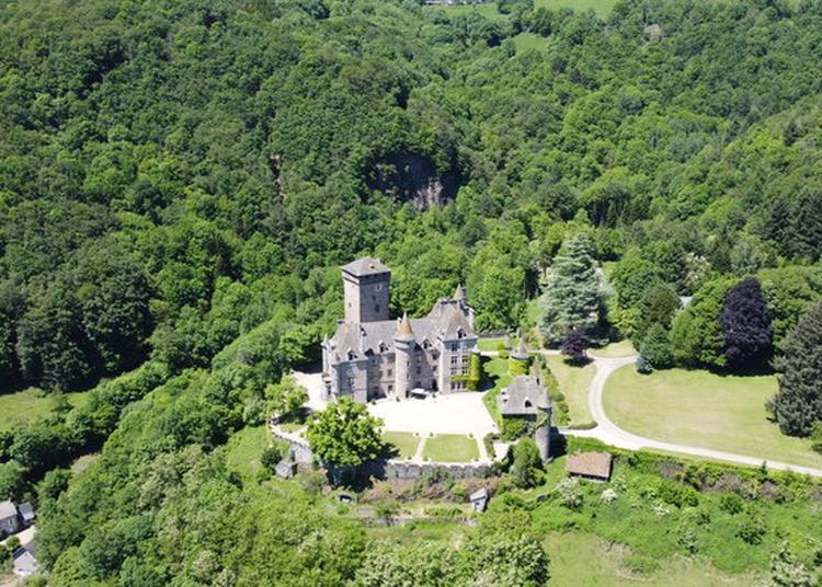 Visites Guidées Du Château à Polminhac