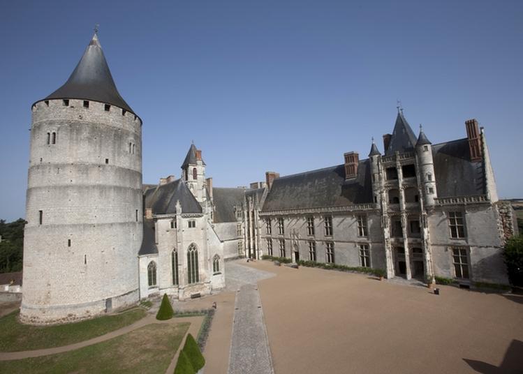 Visites Guidées Du Château De Jehan De Dunois à Chateaudun