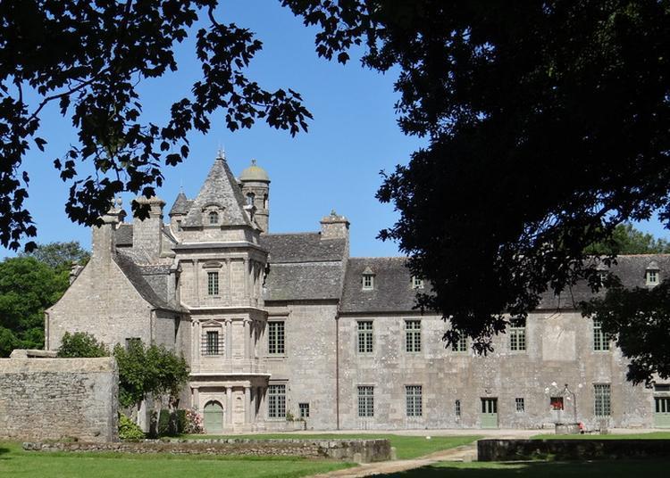 Visites Guidées Du Château De Maillé à Plounevez Lochrist