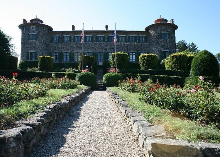 Visites Guidées Du Château Et Du Parc. à Chavaniac Lafayette