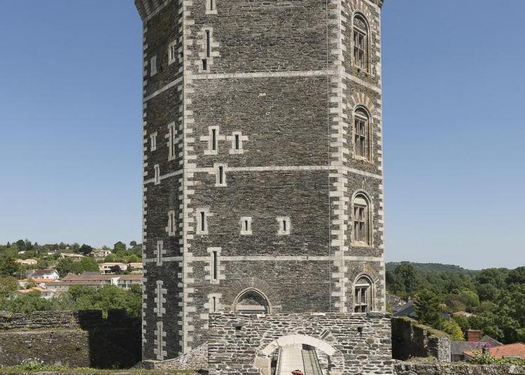 Visites Guidées Du Château Médiéval D'oudon à Oudon