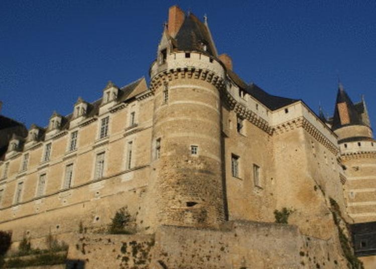 Visites Guidées Du Château Royal De Durtal