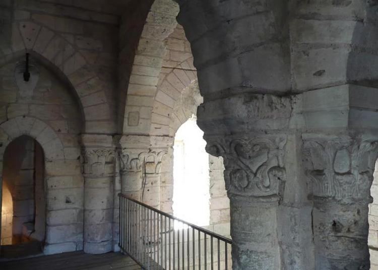 Visites Guidées Du Clocher Roman à Vendome