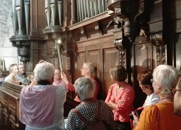 Visites Guidées Du Grand Orgue Cavaillé-coll De La Basilique à Auray