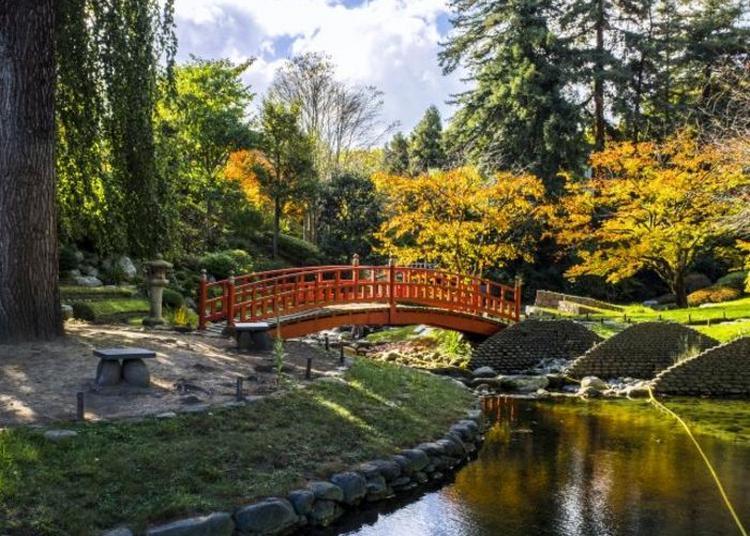 Visites Guidées Du Jardin à Boulogne Billancourt