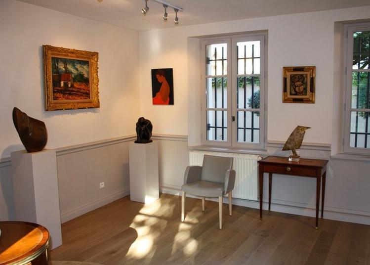 Visites Guidées Du Legs Gourgand Suivies D'ateliers Créatifs ! à Anet