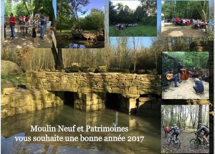 Visites Guidées Du Moulin Neuf à Preignac