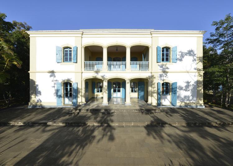 Visites Guidées Du Musée De Villèle à Saint Gilles Les Hauts