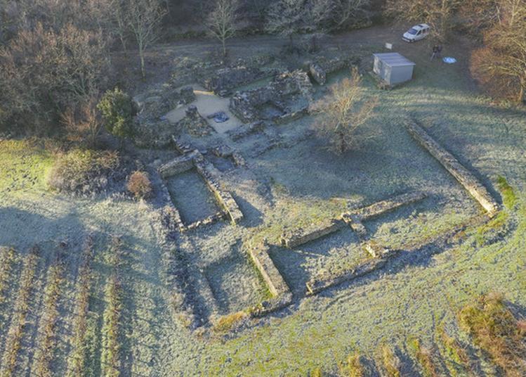 Visites Guidées Du Musée Et Des Ruines Du Prieuré Le Monastier. à Vagnas