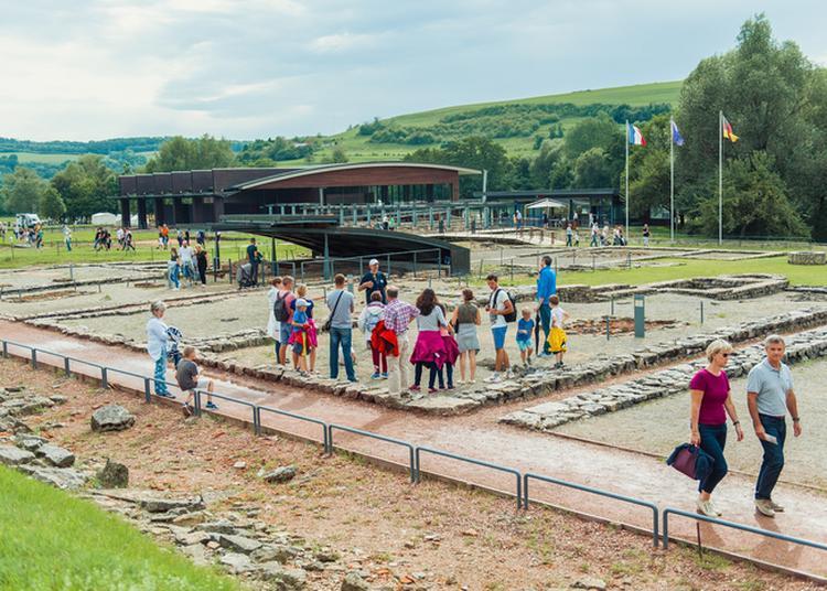 Visites Guidées Du Parc Archéologique Européen à Bliesbruck