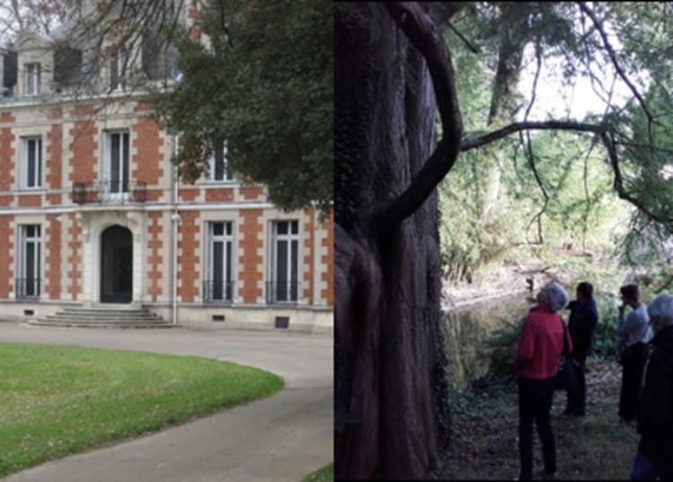 Visites Guidées Du Parc Du Château De La Gaudinière à Nantes