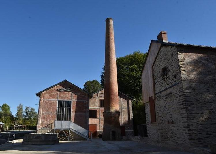 Visites Guidées Du Patrimoine Industriel De Lormandière à Chartres de Bretagne
