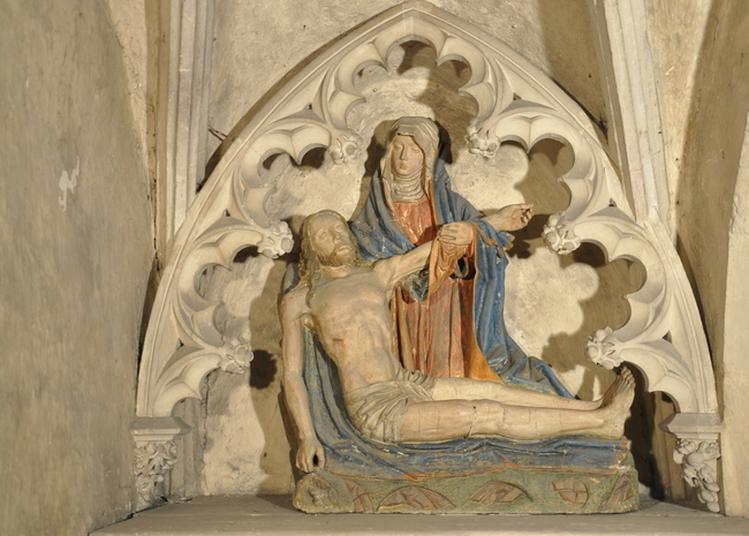 Visites Guidées Du Prieuré Saint-gorgon à Varangeville