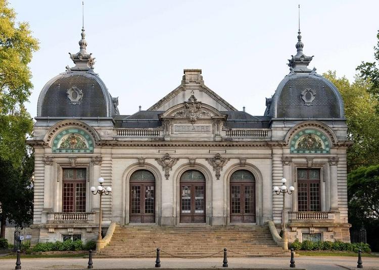 Visites Guidées Du Théâtre Max Jacob à Quimper