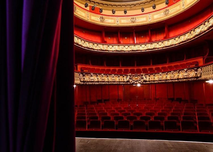 Visites Guidées Du Théâtre Piccolo à Chalon sur Saone