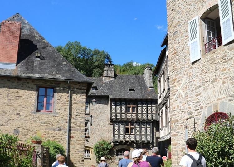 Visites Guidées Du Village Et De La Cour Intérieure Du Château à Segur le Chateau