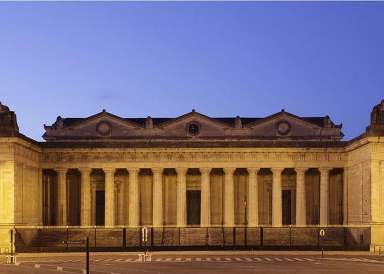 Visites Guidées Et Animations à La Cour D'appel De Bordeaux