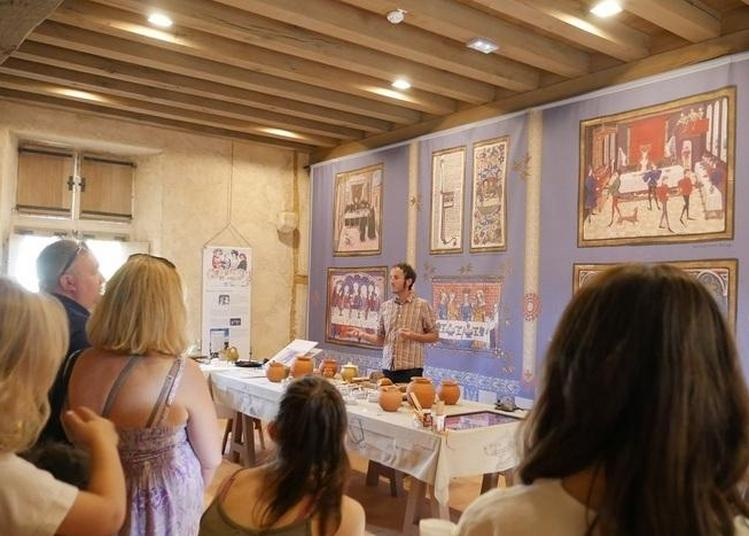 Visites Guidées Et Animées, Spéciales Patrimoine Pour Tous à Asnieres sur Vegre