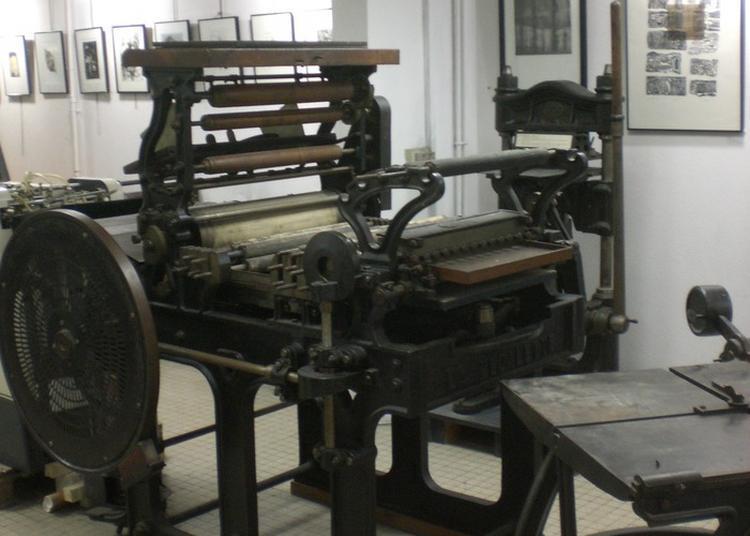 Visites Guidées Et Démonstrations - Atelier-musée D'art Graphique D'arcueil à Arcueil