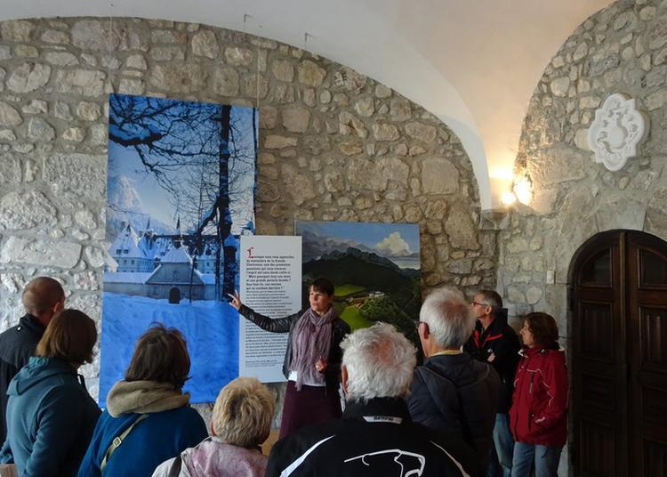 Visites Guidées Et Rencontre Saint Bruno à Saint Pierre de Chartreuse