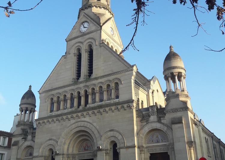 Visites Guidées Flash - Église Saint-joseph & Hôtel De Ville à Enghien les Bains