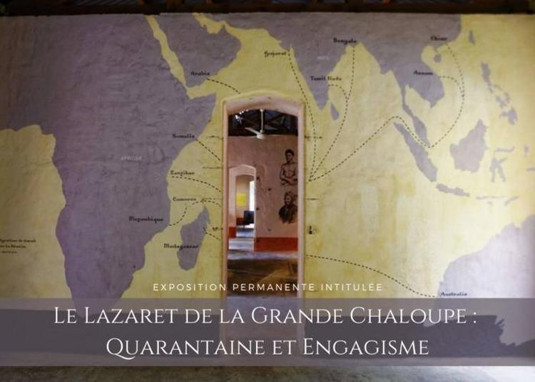 Visites Guidées  Le Lazaret De La Grande Chaloupe : Quarantaine Et Engagisme à La Possession