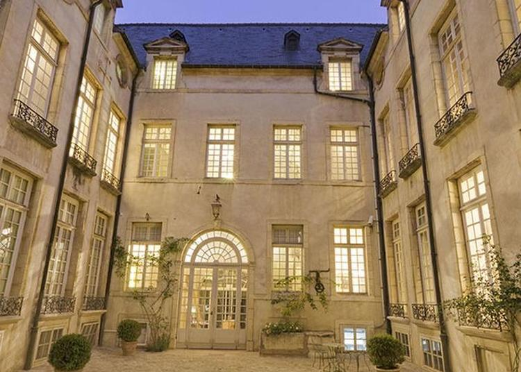 Visites Guidées Ludiques Des Collections Du Musée National Magnin à Dijon