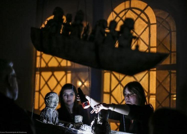 Visites Guidées Nocturnes à La Lampe Torche à Strasbourg