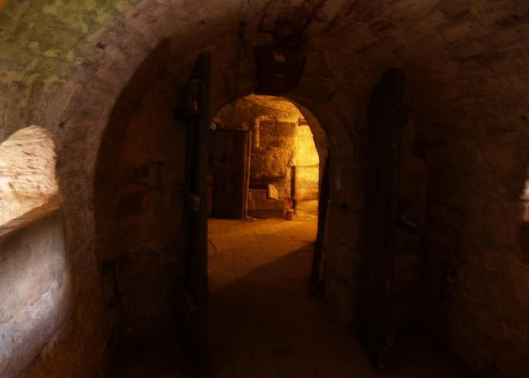 Visites Insolites Des Souterrains De La Citadelle De Bitche