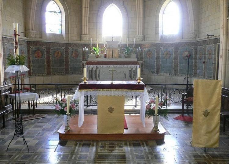 Visites Libre Et Commentée De L'église Notre-dame à Seuil
