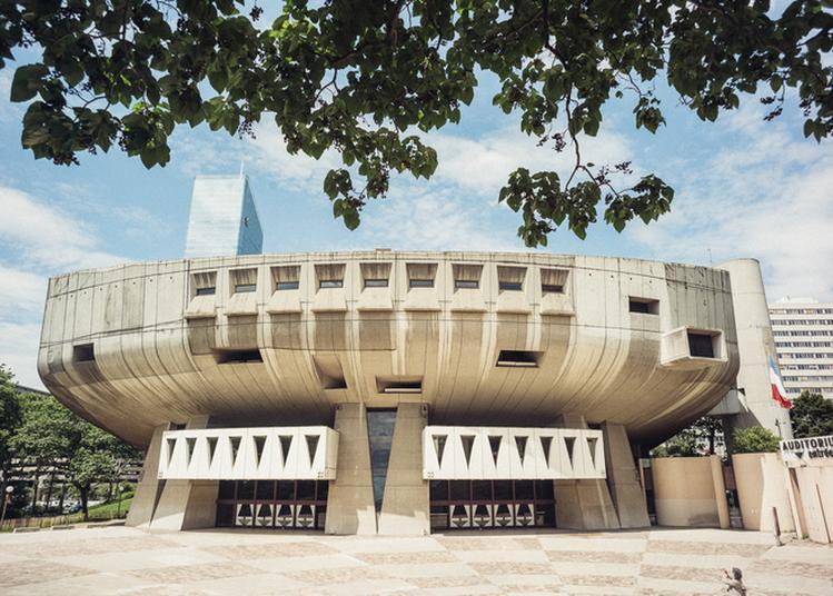 Visites Libres Dans Les Coulisses De L'auditorium De Lyon